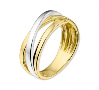 14K Gouden ring  Dumas Collection