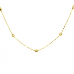 Gouden Collier  Dumas Collection