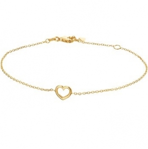 14K Gouden Armband Hart  Dumas Collection