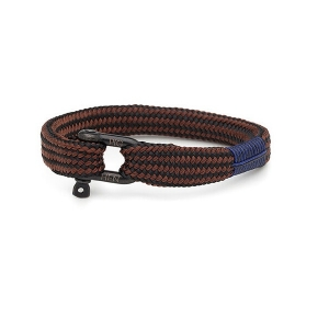 Whiskey Willy Black/Brown Armband