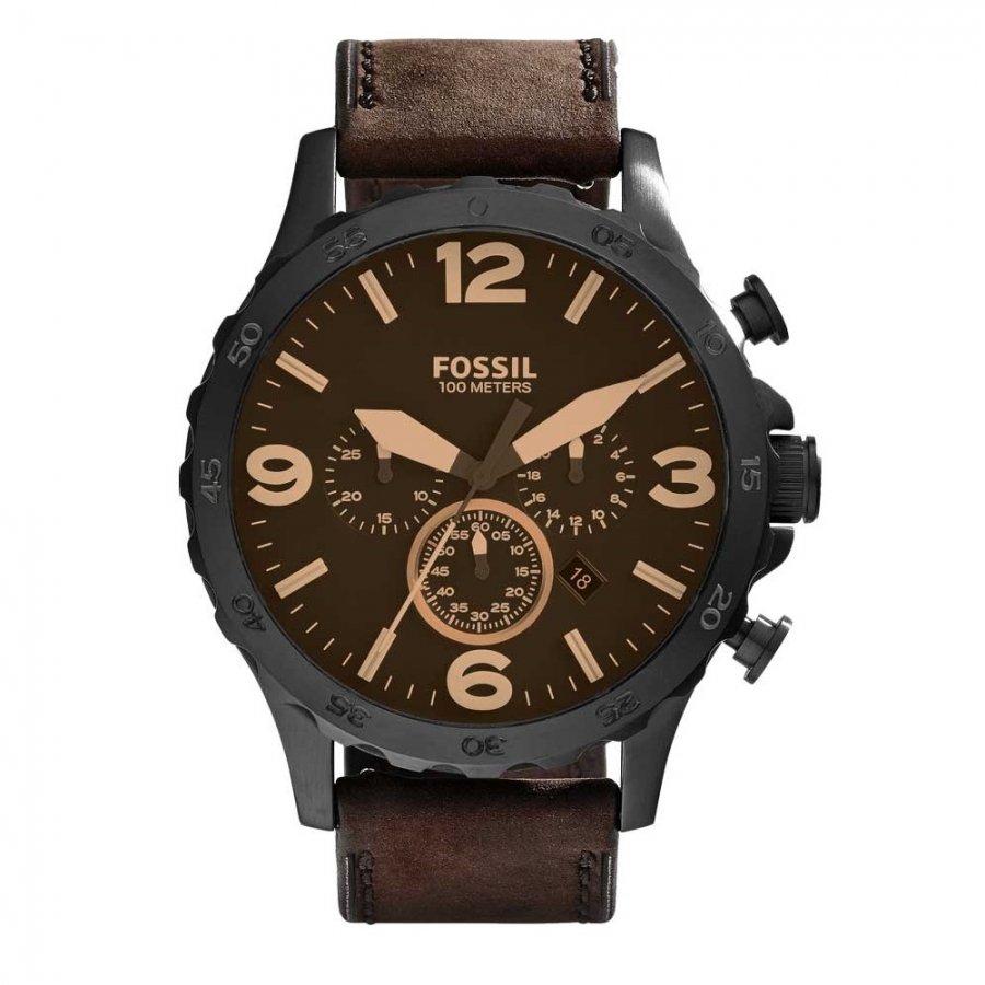 JR1487, Fossil horloges