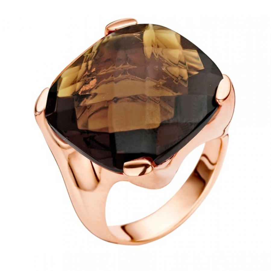 B1005SQP Ring, LouLou Sieraden