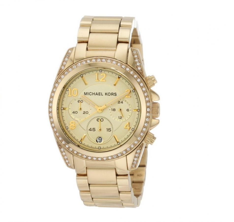 MK5166 Blair Chronograph, Michael Kors horloges
