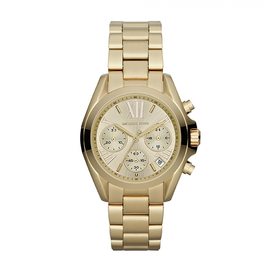 MK5798 Bradshaw Mini Chronograph, Michael Kors horloges