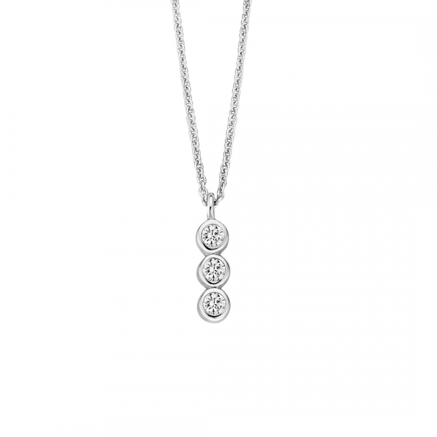 61253AW Collier, Moments sieraden