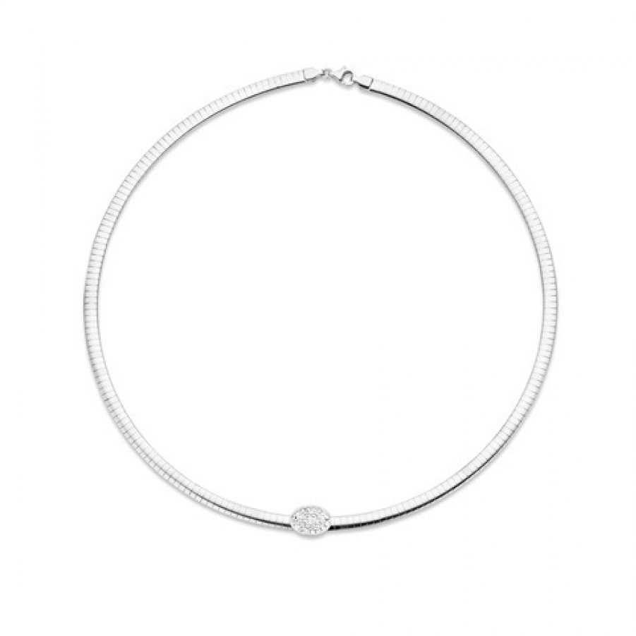 33833AW Collier, Moments sieraden