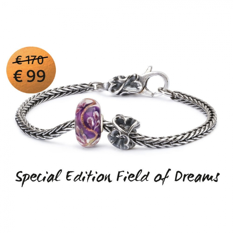 Special Edition Field of Dreams, Trollbeads Sieraden Bedels
