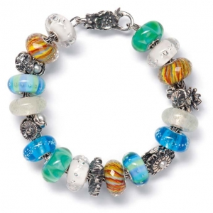AR250 Spice it Up! Armband  Trollbeads Sieraden Bedels