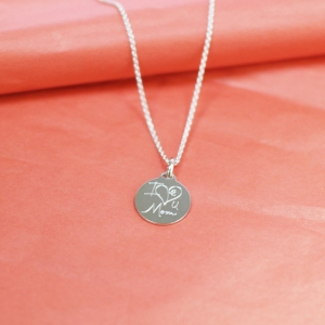 I-Love-u-Mom Necklace